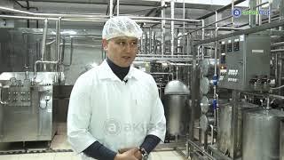 Молочная продукция: сделано в Кыргызстане