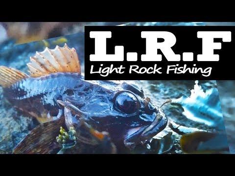 Light Rock Fishing (LRF) UK