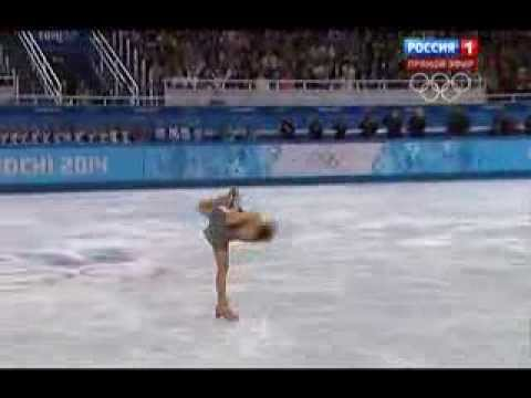 Аделина Сотникова (Adelina Sotnikova). Сочи 2014. Произвольная программа