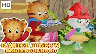 Daniel Tiger - Craft Time! | Videos for Kids