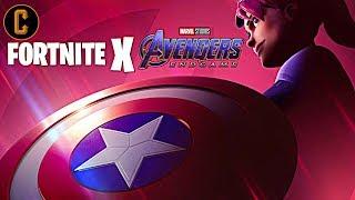 Fortnite - Avengers: Endgame Crossover Teased!