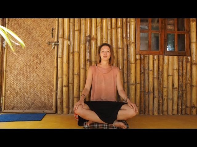 Testimonial By Sabina, Germany - Two Weeks Yoga Retreat - Upaya Yoga