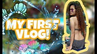 MY FIRST VLOG - Kulot goes Swimming