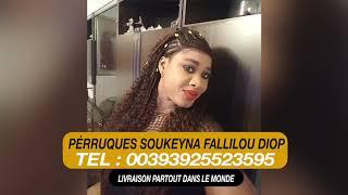 MAT COM : Découvrez les pérruques magnifiques de Soukeyna Fallilou DIOP