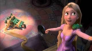 "TANGLED (2010) Scene: ""I Never Break A Promise""/The Smoulder."
