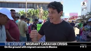 'The Debrief': Migrant caravan, Khashoggi latest, Georgia manhunt, royal baby | ABC News