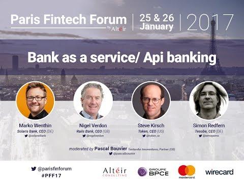 Bank as a service Api banking - Full