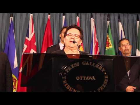 Vancouver delegation urges Ottawa to block pipeline