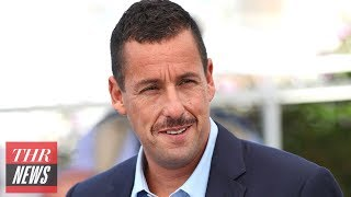 Adam Sandler Hosting 'Saturday Night Live' For the First Time | THR News