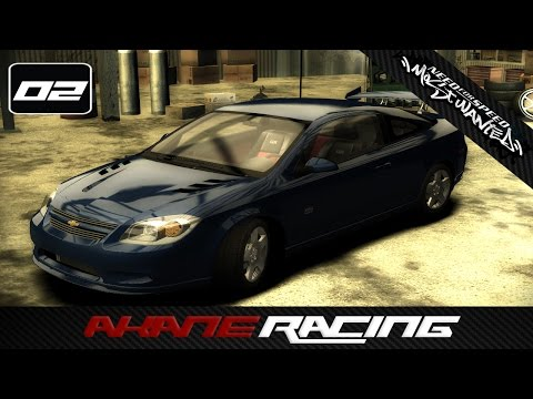 NFS MW (2005) #02 - Unser blauer Cobalt  / Lets Play Need For Speed Most Wanted (deutsch/german)