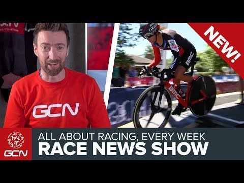 GCN Race News Show Episode 1