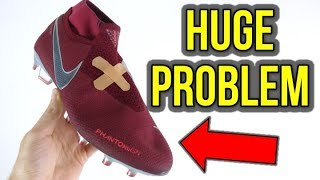 BROKEN NIKE PHANTOM VISIONS! *BIG HOLE DURABILITY ISSUES?*