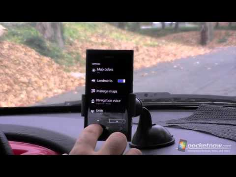 Nokia Lumia 800 Software Tour