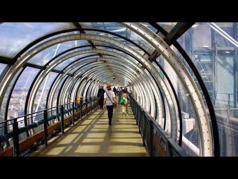 The Centre Pompidou - Paris (France)