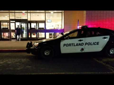 Police catch Kohls Shoplifters Portland Oregon