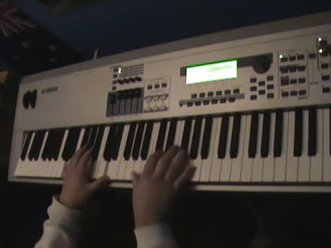 Piano Cover - Beautiful (The Smashing Pumpkins)