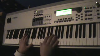 Piano Cover: Beautiful [Smashing Pumpkins]