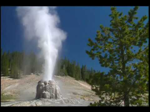 Geysers of Yellowstone Music Video - National Park DVD