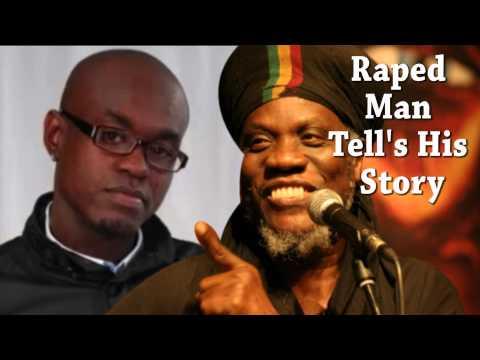 Jamaican Man Raped 3 times writes a book.mp4