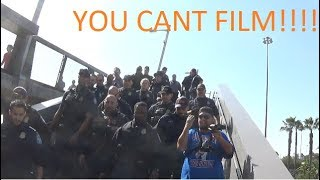 ALERT Customs and Border Patrol  San Diego CA