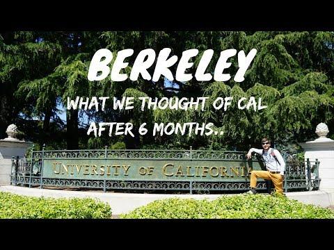 UC Berkeley Campus Tour | Life as a Cal student