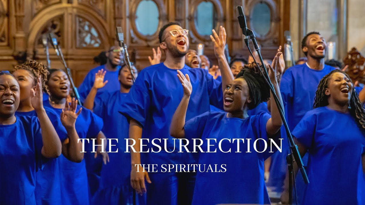 The Resurrection | Easter Project | The Spirituals