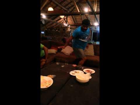 Mauritian dancer puneet funny dance(1)