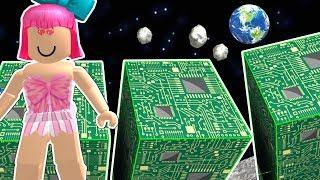 Roblox: JUMPING THROUGH SPACE!!!