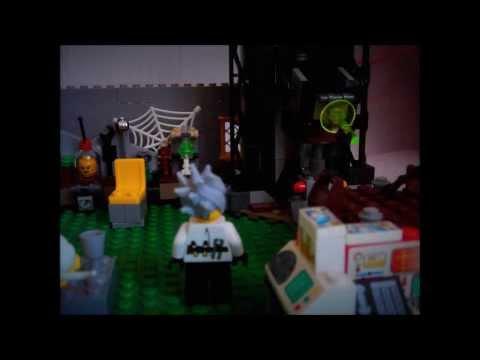 Лего-мультфильм Виктор Франкенштейн 1. Основа (Серия LEGO Monster Fighters)