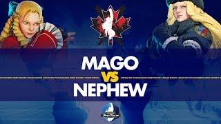 Mago (Karin) VS  Nephew (Kolin) - Canada Cup 2019 Pools - CPT 2019