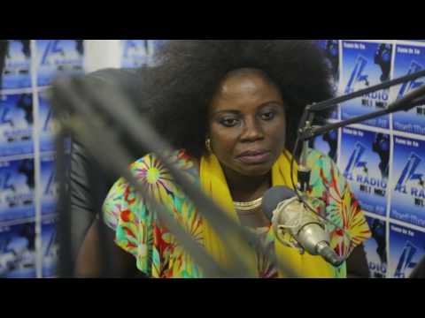 KOFI ASANTE AND HANNAH MARFO'S INTERVIEW ON A1 RADIO