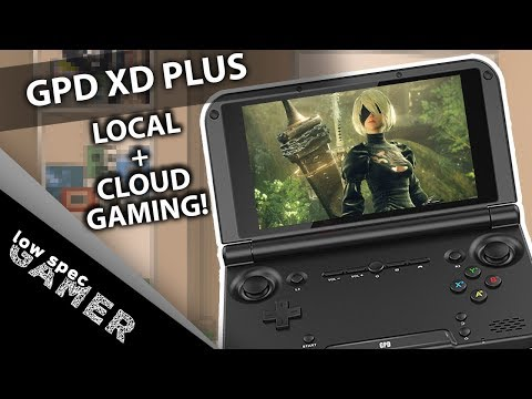 Best Cloud Gaming Handheld? GPD XD Plus Review!