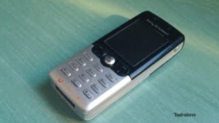 Sony Ericsson T610 show (doesn't work)