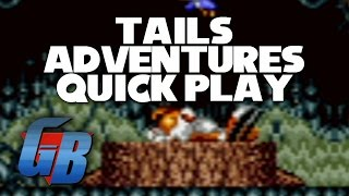 Tails Adventures Quick Play [60FPS] (Sonic Month)