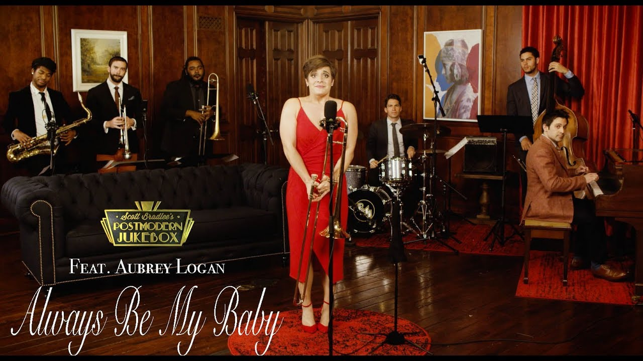 Always Be My Baby Mariah Carey Ella Fitzgerald Style Cover Ft