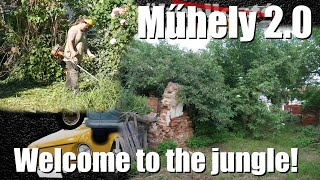 Welcome to the Jungle! - Műhely 2.0 #0