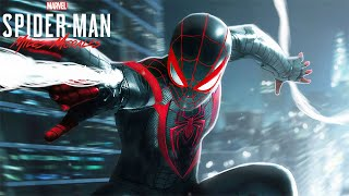 Spiderman: Miles Morales Theme | FULL VERSION (from Gameplay Demo PS5)