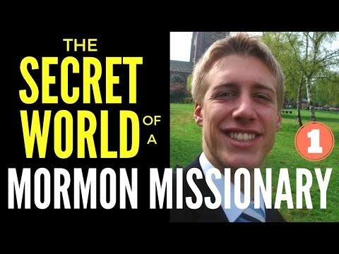 The Secret World Of A Mormon Missionary
