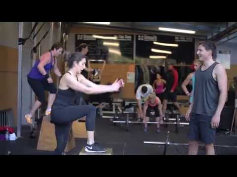 CrossFit Conditioning - Our Community. CrossFit Northern Beaches. Sydney. Australia