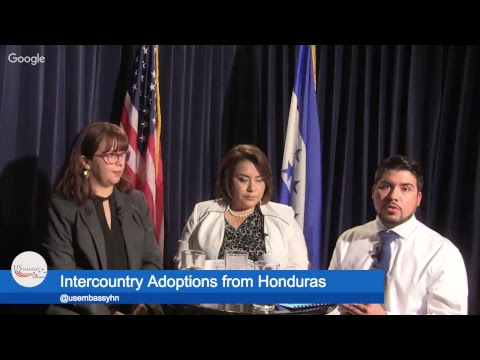 Webcast: Update on Intercountry Adoptions from Honduras