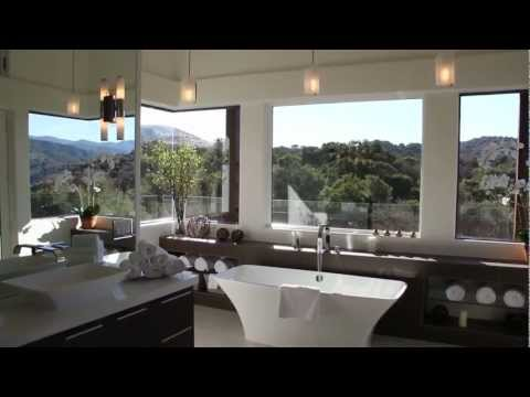 Contemporary Home For Sale, Carmel Valley, California: 100 Via Milpitas