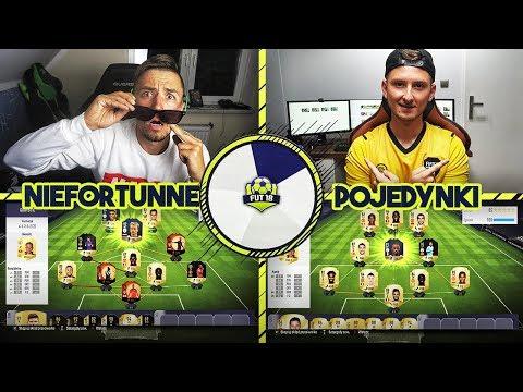 NIEFORTUNNE POJEDYNKI! [S3] vs. LACHU! # DEV / FIFA 18