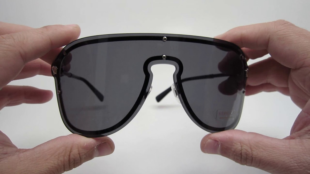 2210861f2e Versace VE 2180 Sunglasses Unboxing   Review