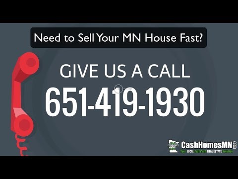 Sell My House Fast MN | 651-419-1930 | Twin Cities Home Buyers