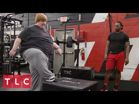 Casey Goes to the Gym   Family By the Ton