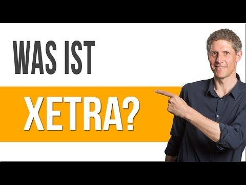 Was ist Xetra? - Einfach erklärt in 80 Sekunden