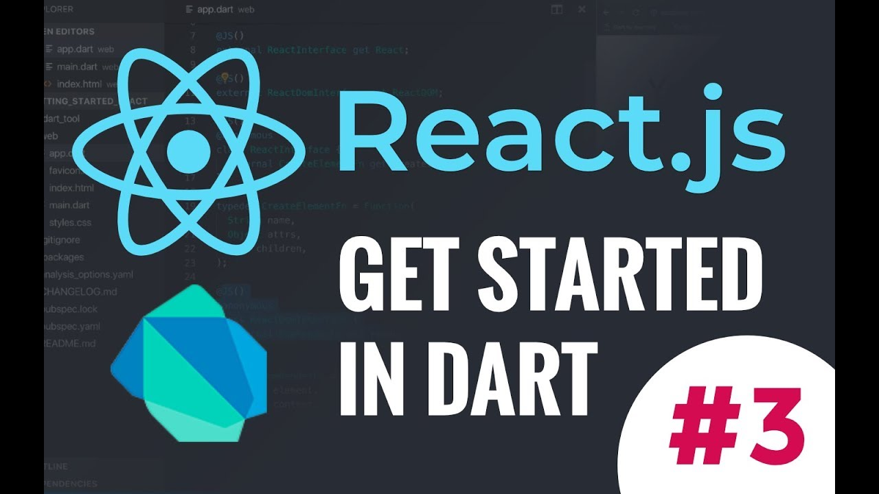 React js–Get started in Dart #3 - ITNEXT
