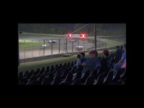 Sport Mod Amain. - dirt track racing video image