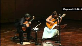 The Beatles - When Im 64 -ATHENS MEGARON - Classical Guitars Live - Evangelos Boudounis - Maro Razi