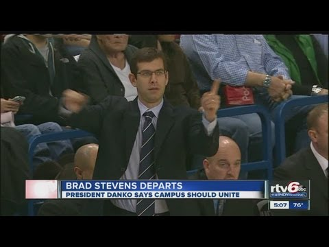 Community reacts to departure of Brad Stevens from Butler